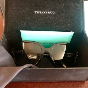Tiffany & Co. Sunglasses with Swarovski crystals